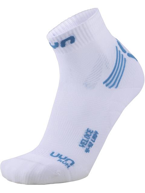 UYN Run Veloce Socks Women White/Turquoise